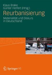 Cover Reurbanisierung