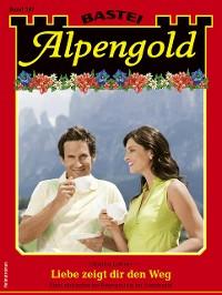 Cover Alpengold 347 - Heimatroman