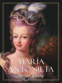 Cover María Antonieta