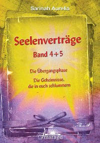 Cover Seelenverträge Band 4 + 5