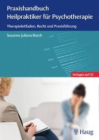 Cover Praxishandbuch Heilpraktiker für Psychotherapie
