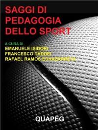 Cover Saggi di Pedagogia dello sport