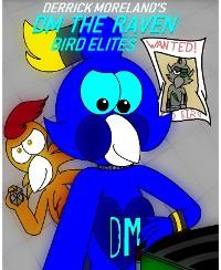 Cover DM The Raven: Bird Elites