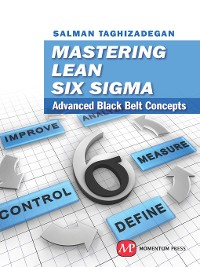 Cover Mastering Lean Six Sigma