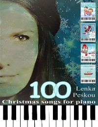 Cover 100 Christmas Songs for Piano