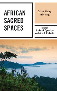 Cover African Sacred Spaces