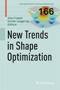 Cover New Trends in Shape Optimization