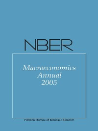 Cover NBER Macroeconomics Annual 2005