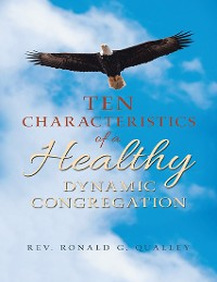Cover Ten Characteristics of a Healthy Dynamic Congregation