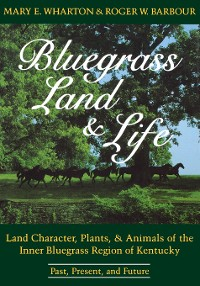 Cover Bluegrass Land and Life