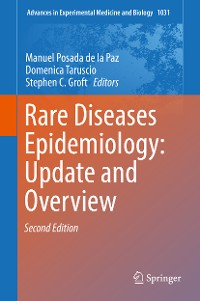 Cover Rare Diseases Epidemiology: Update and Overview