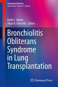 Cover Bronchiolitis Obliterans Syndrome in Lung Transplantation