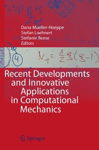 Cover Recent Developments and Innovative Applications in Computational Mechanics