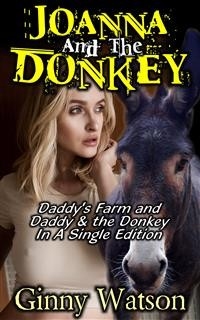 Cover Joanna And The Donkey