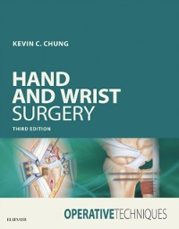 Cover Operative Techniques: Hand and Wrist Surgery E-Book