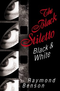 Cover The Black Stiletto: Black & White