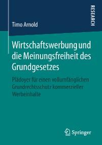 Cover Wirtschaftswerbung und die Meinungsfreiheit des Grundgesetzes