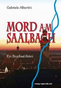 Cover Mord am Saalbach
