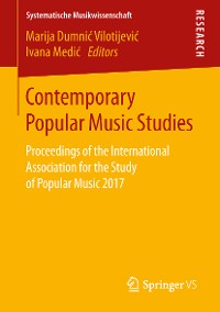 Cover Contemporary Popular Music Studies