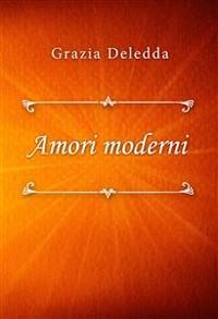 Cover Amori moderni