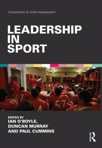 Cover Leadership in Sport