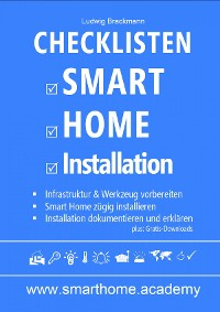 Cover Checklisten Smart Home Installation