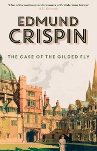 Cover Case of the Gilded Fly