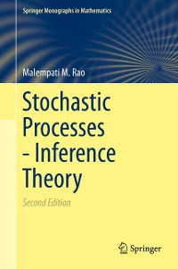 Cover Stochastic Processes - Inference Theory