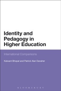 Cover Identity and Pedagogy in Higher Education