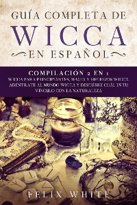 Cover Guía Completa de Wicca en Español