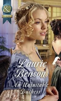 Cover Unsuitable Duchess