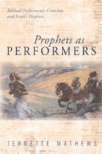 Cover Prophets as Performers
