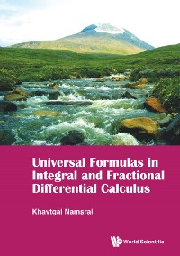 Cover Universal Formulas In Integral And Fractional Differential Calculus