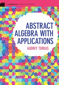 Cover Abstract Algebra with Applications