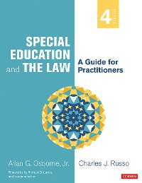 Cover Special Education and the Law