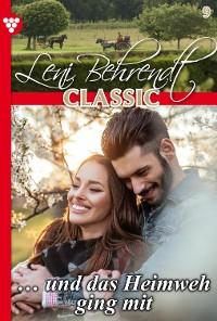 Cover Leni Behrendt Classic 9 – Liebesroman