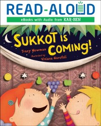 Cover Sukkot Is Coming!