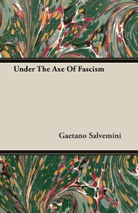 Cover Under The Axe Of Fascism