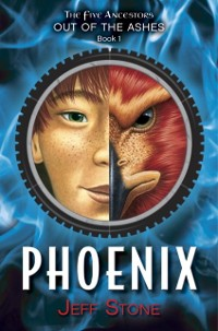Cover Five Ancestors Out of the Ashes #1: Phoenix