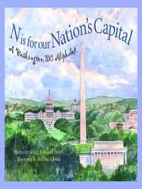 Cover N Is for Our Nation's Capital