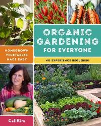 Cover Organic Gardening for Everyone