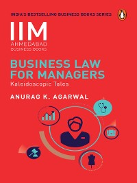 Cover Business Law for Managers