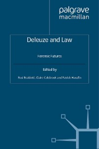 Cover Deleuze and Law