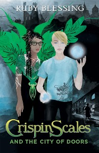 Cover Crispin Scales and the City of Doors