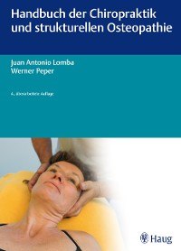 Cover Handbuch der Chiropraktik und strukturellen Osteopathie