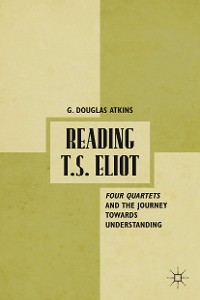 Cover Reading T.S. Eliot
