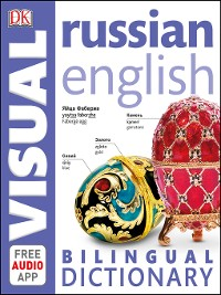 Cover Russian-English Bilingual Visual Dictionary