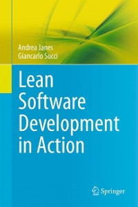 Cover Lean Software Development in Action