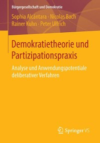 Cover Demokratietheorie und Partizipationspraxis