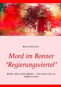 """Cover Mord im Bonner """"Regierungsviertel"""""""